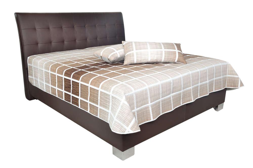 Blanar Blanář postel Sara 180x200cm s úložným prostorem